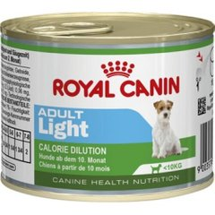 Фото: Консерва для собак ADULT LIGHT WET ROYAL CANIN 195г