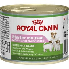 Фото: Консерва для собак STARTER MOUSSE ROYAL CANIN 0,195кг