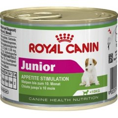 Фото: Консерва для собак JUNIOR WET ROYAL CANIN 0,195кг