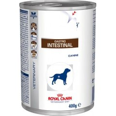 Фото: Консерва для собак GASTRO-INTESTINAL CANINE ROYAL CANIN cans